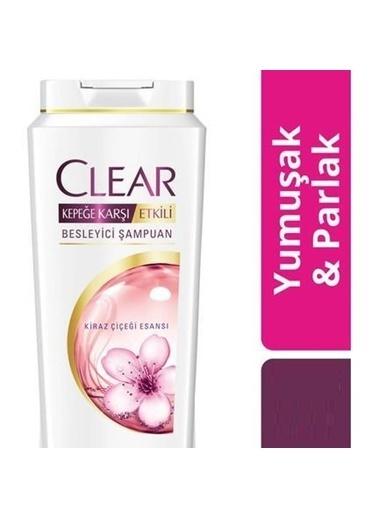 Clear Clear Şampuan Yumuşak Parlak 500 Ml Renksiz